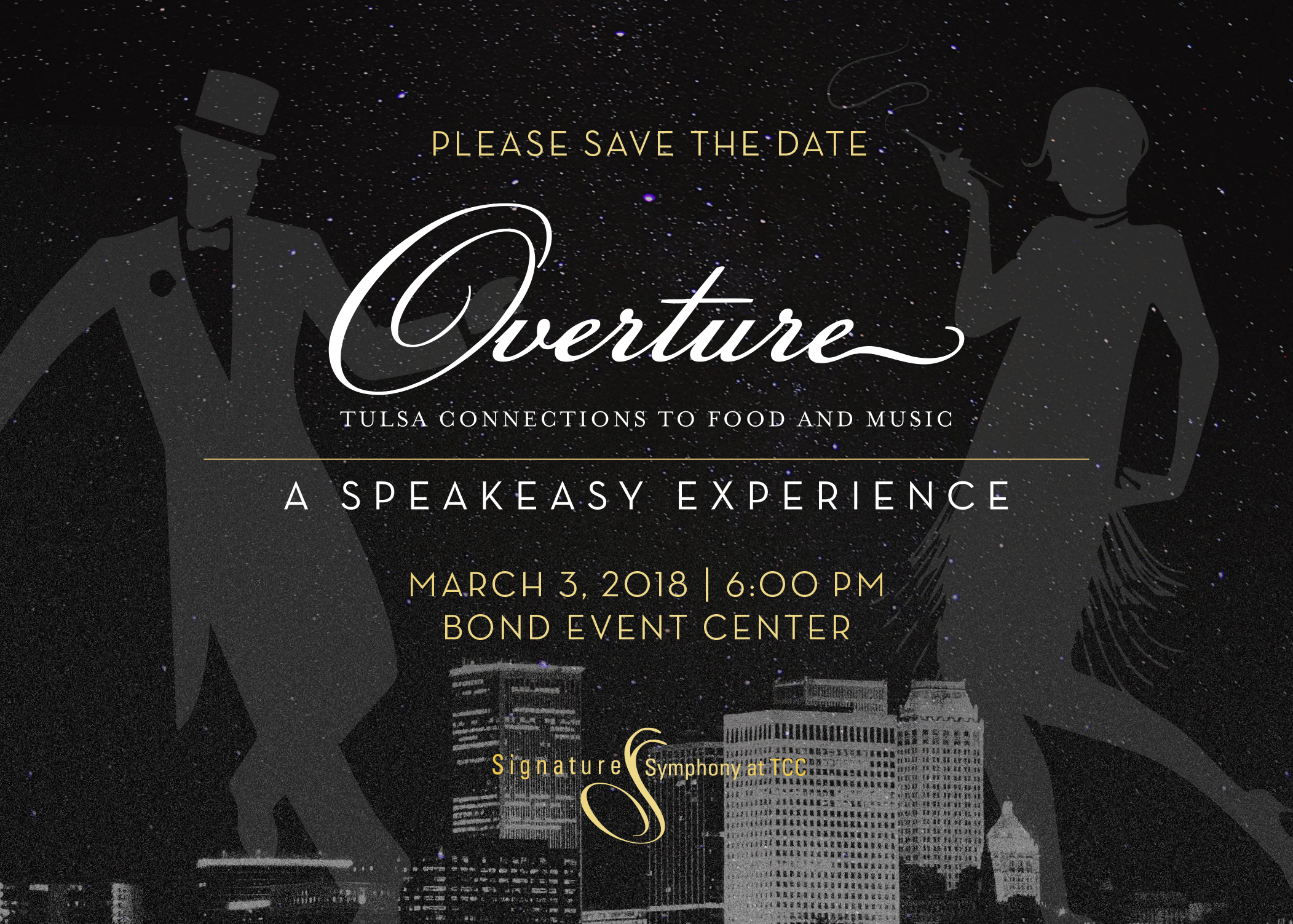Overture Save the Date