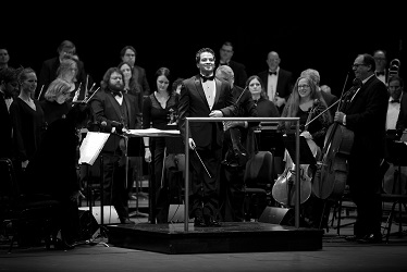 """Signature Symphony at Tulsa Community College recreates the debut program, """"Bach and Sons, Inc."""