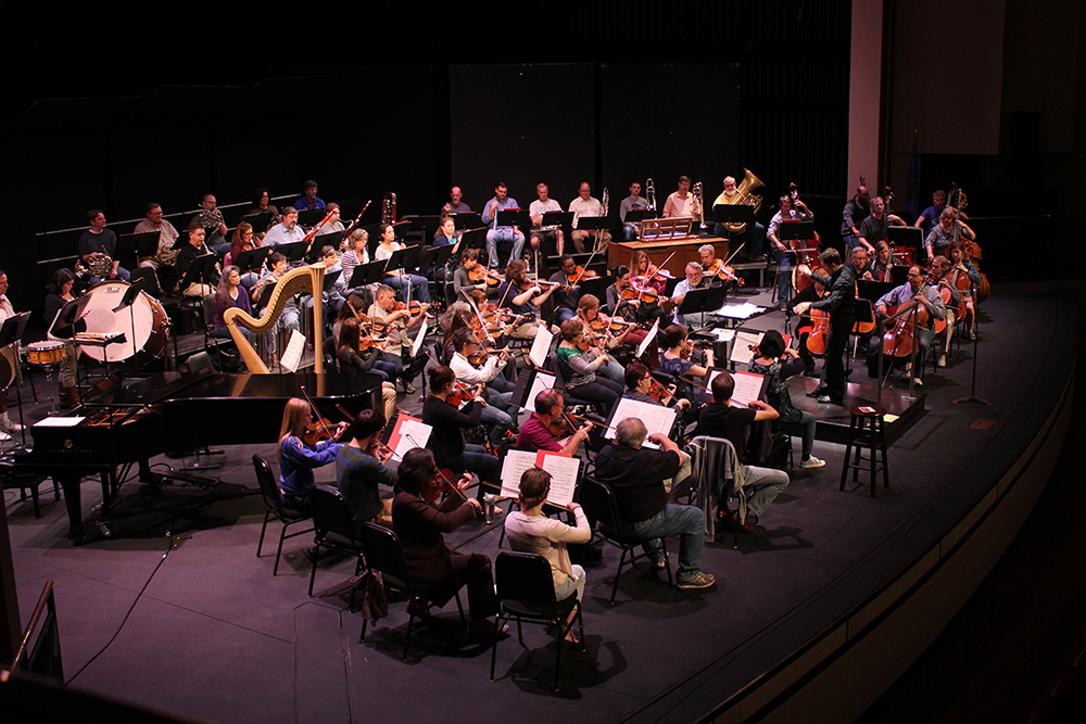 Signature Symphony Open Rehearsals